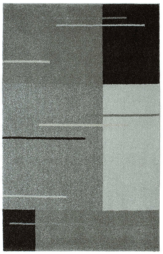 Astra gris Samoa alfombra 6870/002/005 gris Astra 67x130cm nuevo d9e8ba