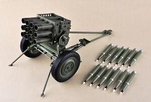 Lance-roquettes Type 63 107mm 1: 6 Modèle Merit