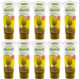 Kamill Hand & Nagelcreme BALSAM 10 x 100 ml für trockene Haut
