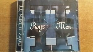 Boyz-II-Men-II-1994-COME-NUOVO