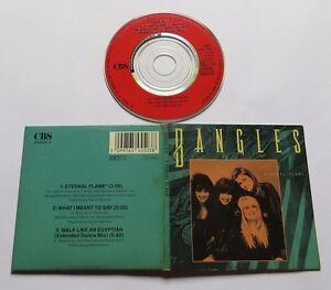 "THE BANGLES-Eternal Flame - 3"" MINI CD inch walk like an egyptian Extended Dan"