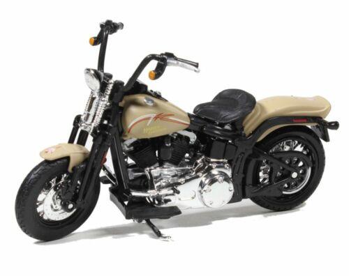 2008 Harley Davidson Cross Bones FLSTSB Diecast modèle Moto