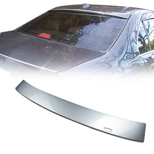 For BMW E39 5-series Sedan Fit Auto 1pc Rear Roof Spoiler Wing M5 Rear Top Wing
