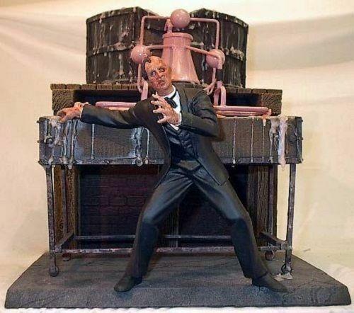 El Museo de cera encontró encontró encontró un modelo de Jeff Jagger. 19f