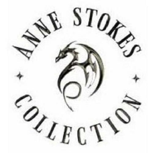 Anne Stokes Crystal keepers Necklace Poesy fairy optimism and happiness Licensed