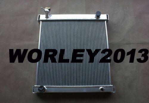 52 mm aluminum radiator  for JEEP WRANGLER TJ 2.4//2.5//4.0 MANUAL 1997-2006
