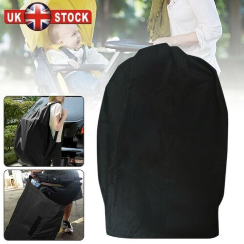 Portable Car Children Safety Seat Travel Carry Bag Travelling Storage Pack UK