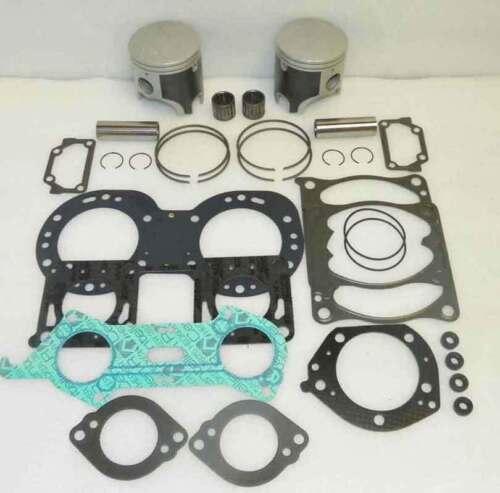 Yamaha GP800R GP XL XLT 800 Top End Rebuild Kit Pistons Gaskets Bearings 79.90mm