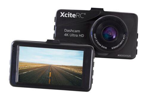 """Xciterc Dashcam 4k ultra hd con 3.0""""-ips monitor UE mercancía con instrucciones"""