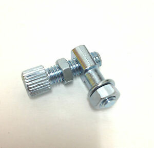 Bicycle Brake Barrel Adjuster Bolt W//Mounting Bracket