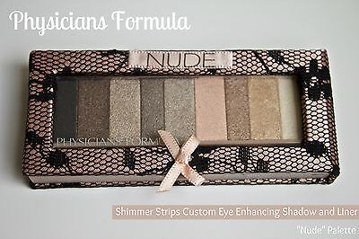 NEW Physicians Formula NUDE EYES Custom SHADOW & EYELINER or you can choose!!!