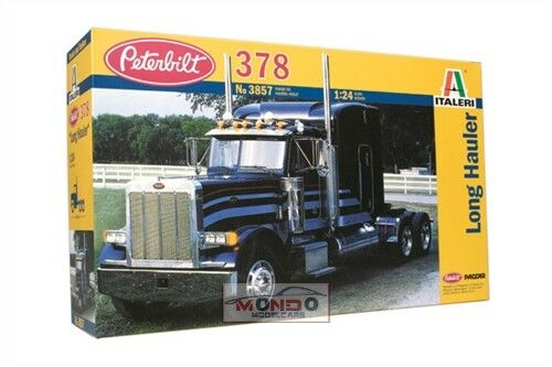 PETERBILT 378 LONG HAULER kit 1 24 Italeri IT3857