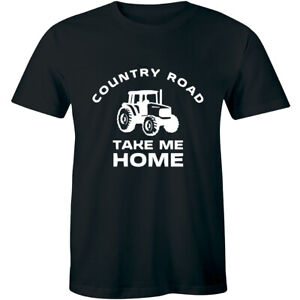 Country-Road-Take-Me-Home-Men-T-Shirt-Country-Music-Graphic-Tee