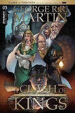 Game of Thrones A Clash of Kings Volume 2 #6B NM Stock Image