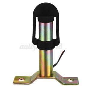 Rotante-Lampeggiante-Ambra-Faro-Supporto-Din-Palo-Stelo-Sicurezza-Trattore