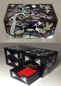 SPECIAL DAY _ PROMISE OF ETERNAL LOVE + TRADITIONAL JEWELRY ART BOX