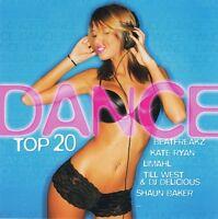 Dance Top 20 Vol.1 - - CD Disco Boys Kate Ryan Trans X Blank & Jones Beat Freakz