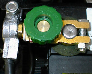 Triumph Tr6 Tr7 Spitfire Battery Master Cut Off Switch Ebay