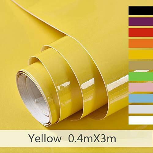 Hode Furniture Sticker Contact Paper Self Adhesive Wallpaper Glitter Effect