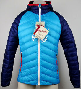 heißes Produkt attraktiver Stil bester Platz Details zu DOLOMITE Tofana 2 Leichte Daunenjacke Herren Down Jacket Kapuze  Gr.L NEU ETIKETT