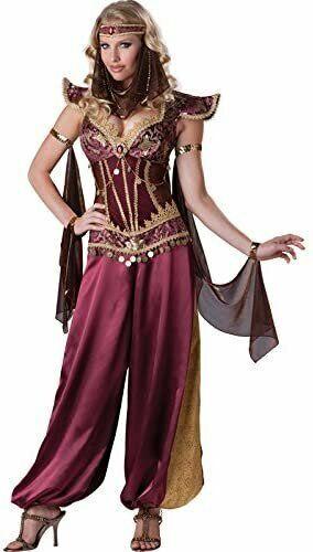 Desert Jewel Magic Genie Princess Egyptian Queen H