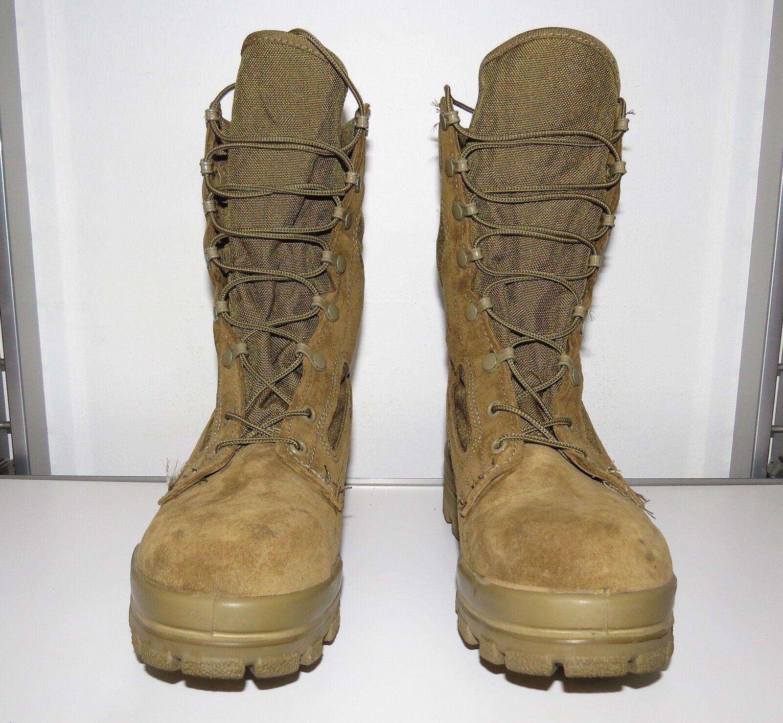 popolare USMC BATES Hot Hot Hot weather Steel toe stivali Uomo 7 EW MARSOC Marines  distribuzione globale
