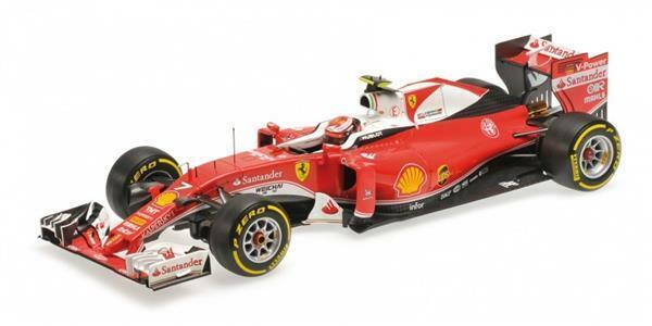 BBR Ferrari SF16-H Scuderia Ferrari  7 1 18 BBR181607
