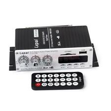 50WX2 LP-A7USB Mini Car Power Amplifier USB SD DVD CD FM MP3 Remote Controll