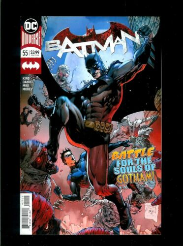 DC Universe Rebirth, 2018, VF // NM # 55 Combined Shipping! Batman Vol 3