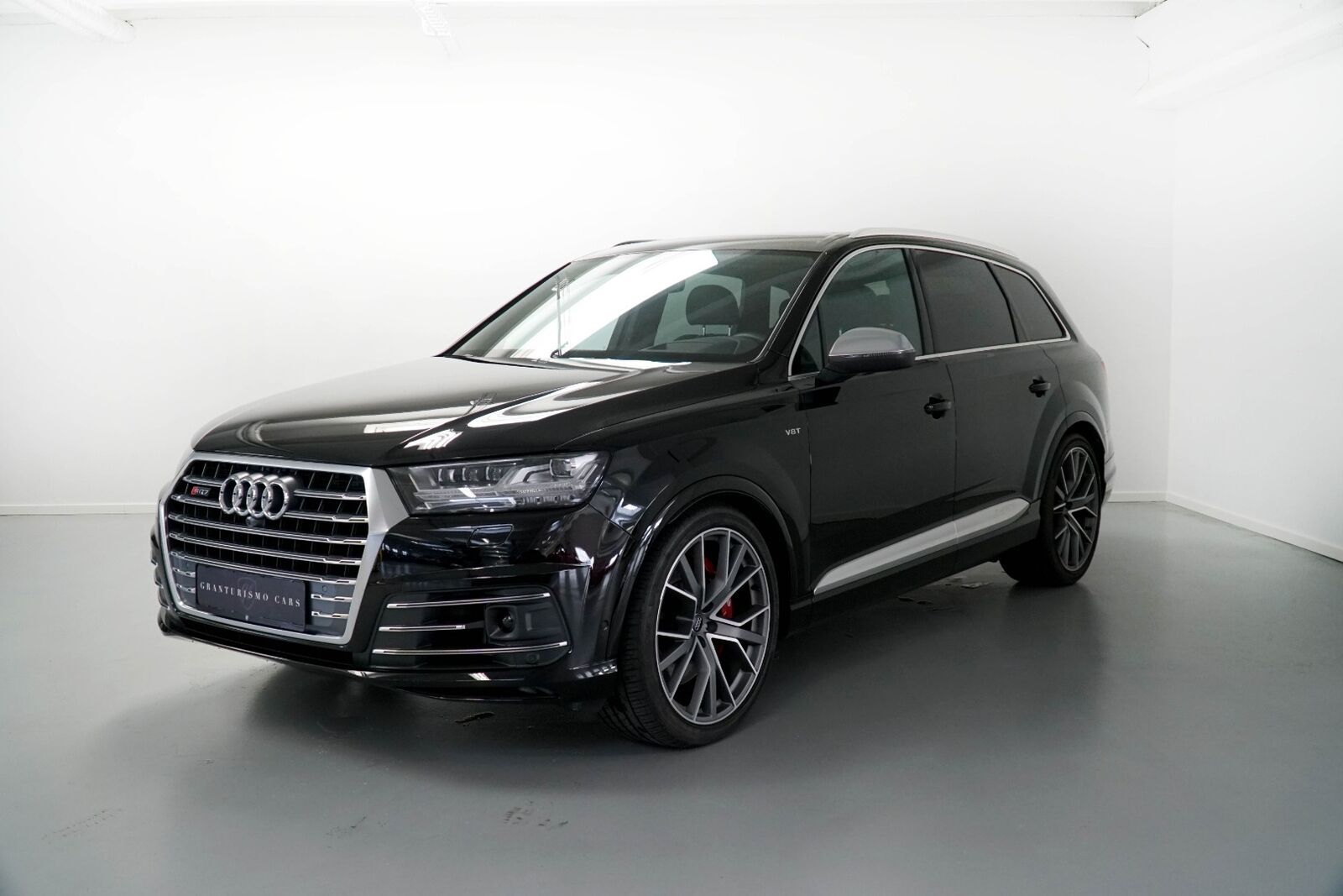 Audi SQ7 4,0 TDi quattro Tiptr. 7prs 5d - 7.100 kr.