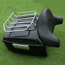 King Tour Pak Luggage Backrest For Harley Touring Street  Road Glide 2014-17 15