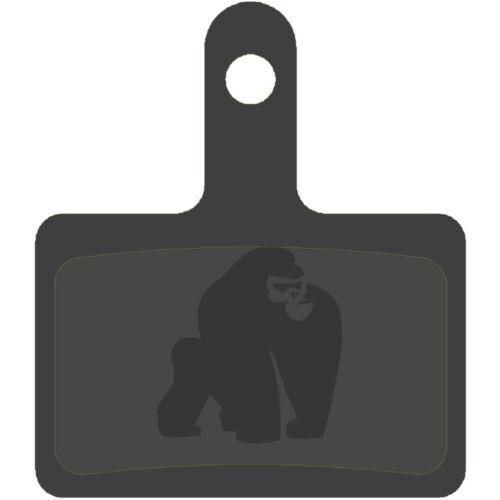 4 X Shimano Disc Brake Pads par Gorilla Freins MÊME JOUR EXPÉDITION