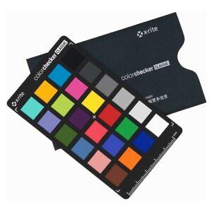 X-Rite-Mini-Color-Checker-Classic-Farbkarte-Color-Card