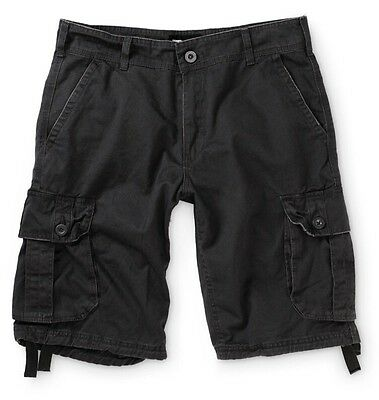Men's Free World Debacle Cargo Shorts Size 38