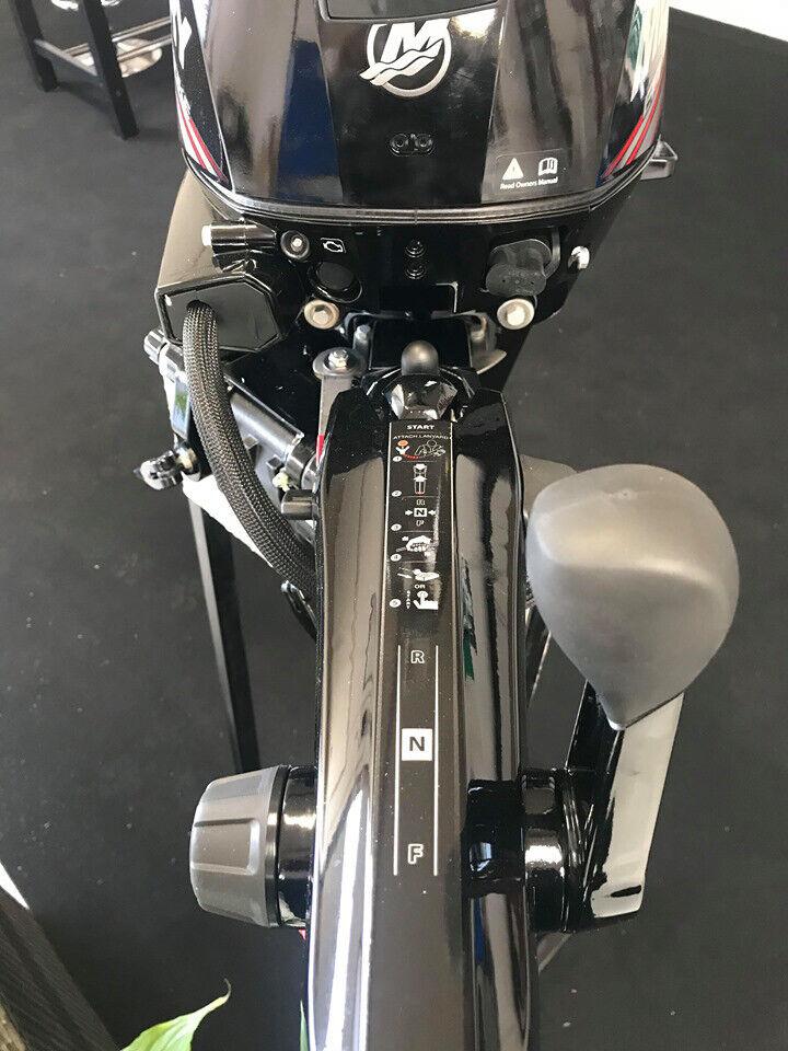 Påhængsmotor Mercury