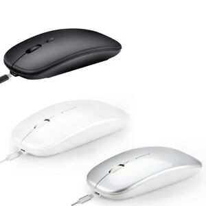 Wireless-Mouse-Computer-Bluetooth-Mouse-Silent-PC-Mouse-Rechargeable-Ergono-F6H2