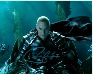 PATRICK WILSON signed autographed AQUAMAN KING ORM photo