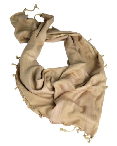 Plo Scarf Scarf Palestinian Shemagh Coyote Sand Uni Camo Scarf Army