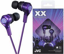 JVC HA-FR100X Violeta Elation XX Auriculares In-Ear Auriculares Original/Nuevo