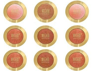 MILANI Baked Blush - Pick Any 1 Color (ALL FREE SHIPPING)