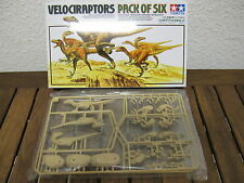 Tamiya 60105 Diorama Set Velociraptors im Maßstab 1:35 *NEU*