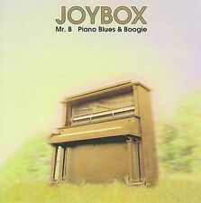 Joybox * by Mr. B (Boogie-Woogie) (CD, Sep-2014, Megawave Records)