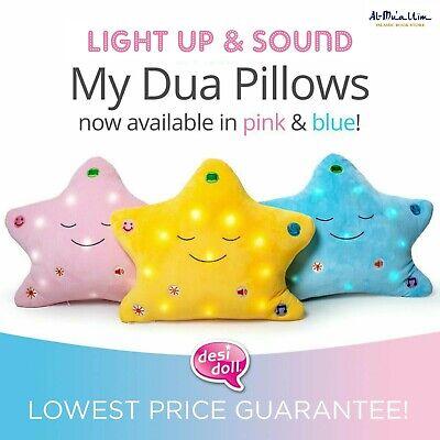 My Dua Pillow (Desi Doll) Star Moon