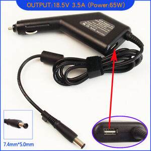 Power Design Laptop Car Charger, 12V dc