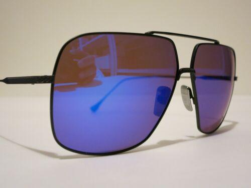 DITA FLIGHT 005 7805C Matte Black Blue Optique Glasses Eyewear Sunglasses Shade