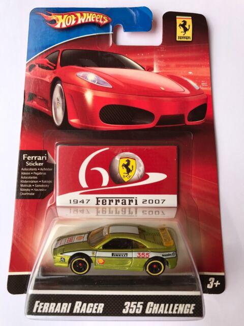 1/64 hot wheels ferrari racer 355 challenge for sale online | ebay