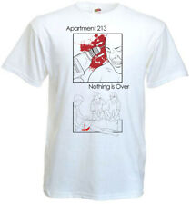 Apartment 213 Vacancy T-shirt white powerviolence all sizes S-5XL