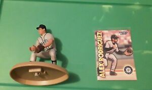 1999 STARTING LINEUP LOOSE SLU MLB ALEX RODRIGUEZ SEATLE MARINERS COMPLETE 99