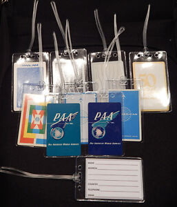 Luggage-tag-Pan-Am-w-playing-card-choose-from-multiple-designs