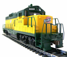 HO Scale Model Railroad Trains Engine Chicago & North Western GP-9 DC Locomotive